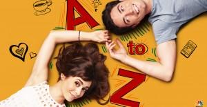 Poster banner de A to Z