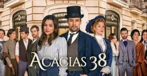 Poster banner de Acacias 38
