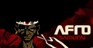 Poster banner de Afro Samurai (TV)