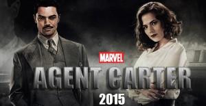 Poster banner de Agent Carter