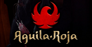 Poster banner de Aguila Roja
