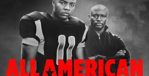 Poster banner de All American