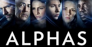 Poster banner de Alphas