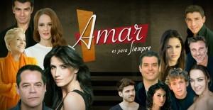 Poster banner de Amar es para siempre