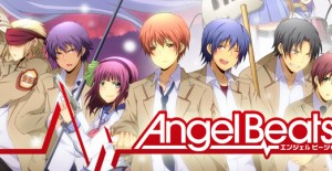 Poster banner de Angel Beats!