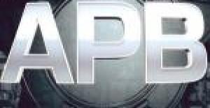 Poster banner de A.P.B.