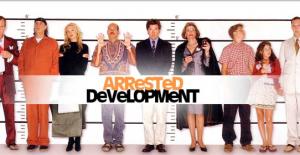 Poster banner de Arrested Development