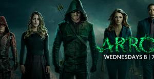 Poster banner de Arrow