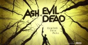 Poster banner de Ash vs Evil Dead