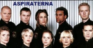 Poster banner de Aspiranterna