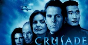 Poster banner de Babylon 5: Crusade