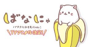 Poster banner de Bananya