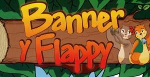 Poster banner de Banner y Flappy