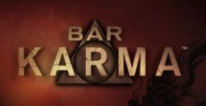 Poster banner de Bar Karma