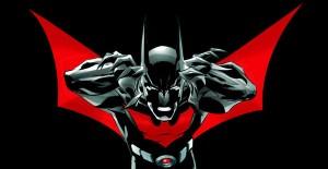 Poster banner de Batman del futuro