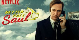 Poster banner de Better Call Saul