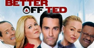 Poster banner de Better Off Ted