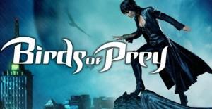 Poster banner de Birds of Prey