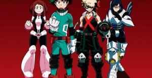 Poster banner de Boku no Hero Academia