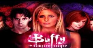 Poster banner de Buffy, cazavampiros