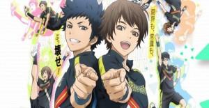 Poster banner de Cheer Danshi!!