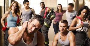 Poster banner de Chicago Fire