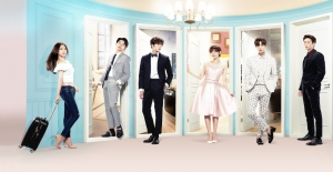 Poster banner de Cinderella and Four Knights