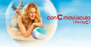 Poster banner de Con C mayúscula (The Big C)