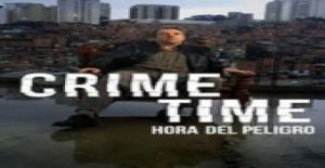Poster banner de Crime Time