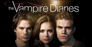 Poster banner de The Vampire Diaries