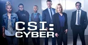 Poster banner de CSI: Cyber