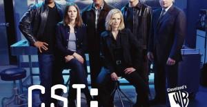 Poster banner de CSI Las Vegas