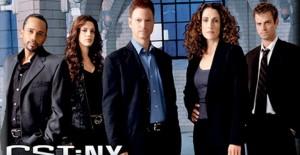Poster banner de CSI: Nueva York