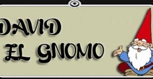 Poster banner de David el gnomo