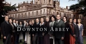 Poster banner de Downton Abbey