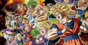 Poster banner de Dragon Ball Z