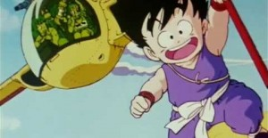 Poster banner de Dragon Ball