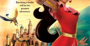 Poster banner de Elena de Avalor