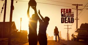 Poster banner de Fear the Walking Dead