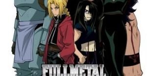 Poster banner de Fullmetal Alchemist