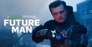 Poster banner de Future Man