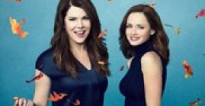 Poster banner de Gilmore Girls: A Year In The Life
