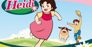 Poster banner de Heidi