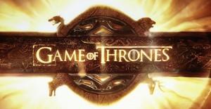 Poster banner de Juego de tronos