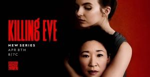 Poster banner de Killing Eve