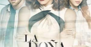 Poster banner de La Doña