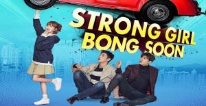 Poster banner de Strong Girl Bong-soon