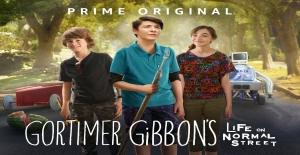 Poster banner de La vida de Gortimer Gibbon en Normal Street