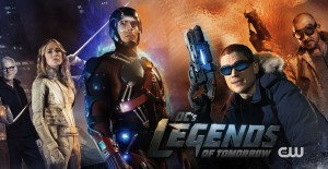 Poster banner de Legends of Tomorrow
