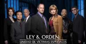 Poster banner de Ley y orden: Unidad de Víctimas Especiales
